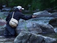 Pêche au tenkara