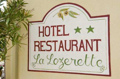 Hôtel La Lozerette