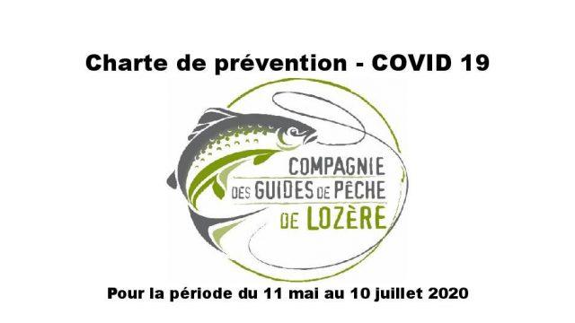Charte de prévention COVID