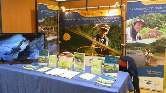 Salons de la pêche 2017