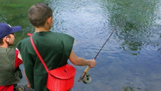 Opération «Mon premier permis de pêche»